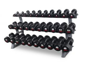 15 par manualer 2 - 40 kg (runde)
