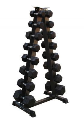 8 par manualer 1-20 kg med stativ
