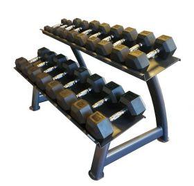 9 par manualer 2 -20 kg med stativ