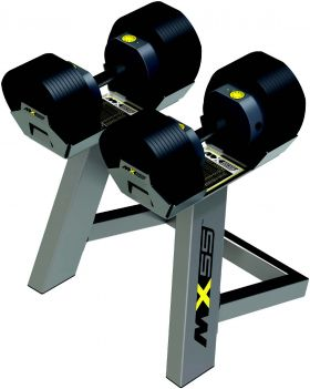 Fleksimanual MX55 2 x 25 kg med stativ