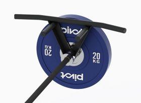 Pivot H Rohåndtak med vektstang og bumperplate