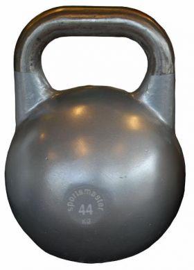 Sportsmaster Competition Kettlebell 44 kg sølv