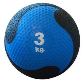 Medisinball blå og svart