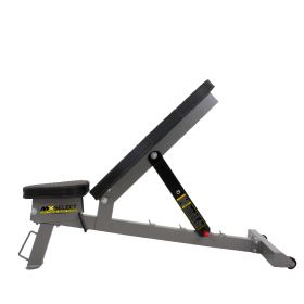 MX Select fleksibenk 45 grader sølv ramme