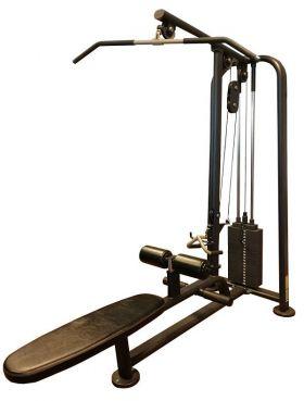 Vertex Lat pull /Seated Row combo