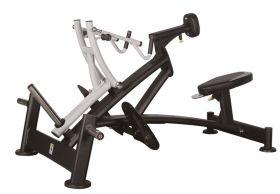 Vertex Seated Row  styrkeapparat for bruk med vektskiver