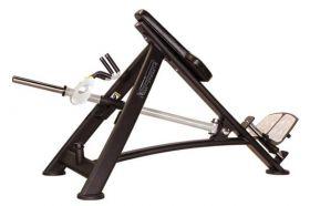 Vertex Incline Lever Row  styrkeapparat for bruk med vektskiver