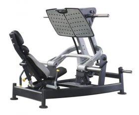 Vertex Interchangeable Leg Press  styrkeapparat for bruk med vektskiver