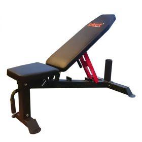 Pivot 122 Fleksibel treningsbenk