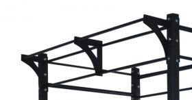 Pivot rigg: Triangel Chinup Bar, lang (178cm) cm