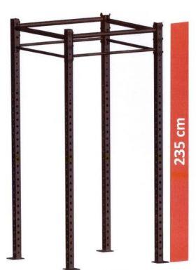 Pivot rigg: Vertikal 230cm (par)