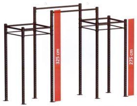Pivot rigg: Vertikal 325cm (par)