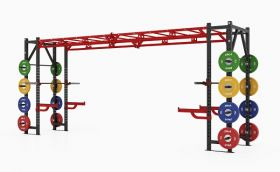 Pivot X Athletic Bridge Rack