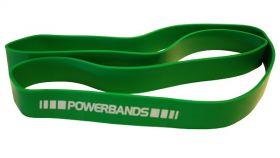 Powerband lett grønn