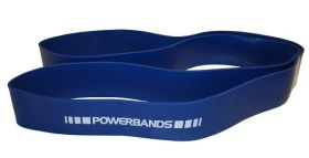Powerband medium blå