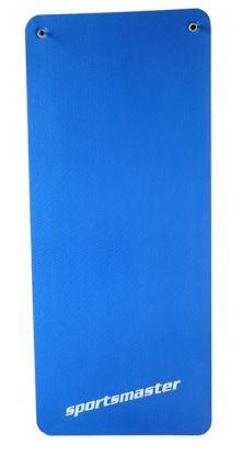 Treningsmatte 60 x 140 x 1,7 cm blå
