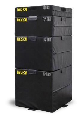 TRX Soft Plyo Boxes 30cm